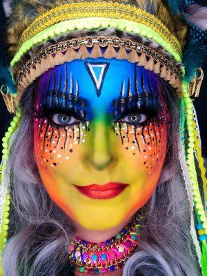 Carnaval schmink
